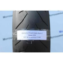 Мотошина бу 180/55 R17 Pirelli Diablo Rosso 2 D-446