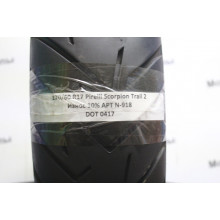 Мотошина бу 170/60 R17 Pirelli Scorpion Trail 2 N-918