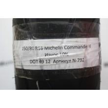 Мотошина бу 150/80 R16 Michelin Commander II N-792