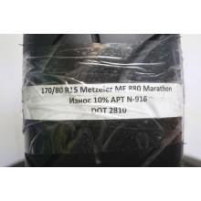 Мотошина бу 170/80 R15 Metzeler ME 880 Marathon N-916
